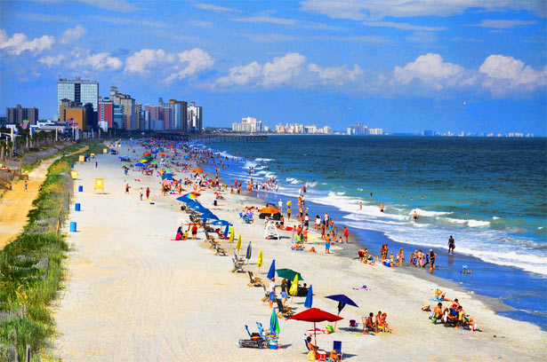 Where Are People Drinking In Myrtle Beach Sc