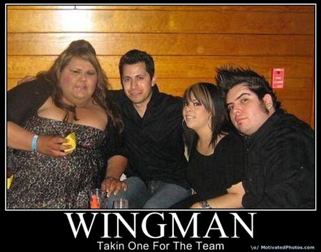 For Guy To Be How A A Good Wingman