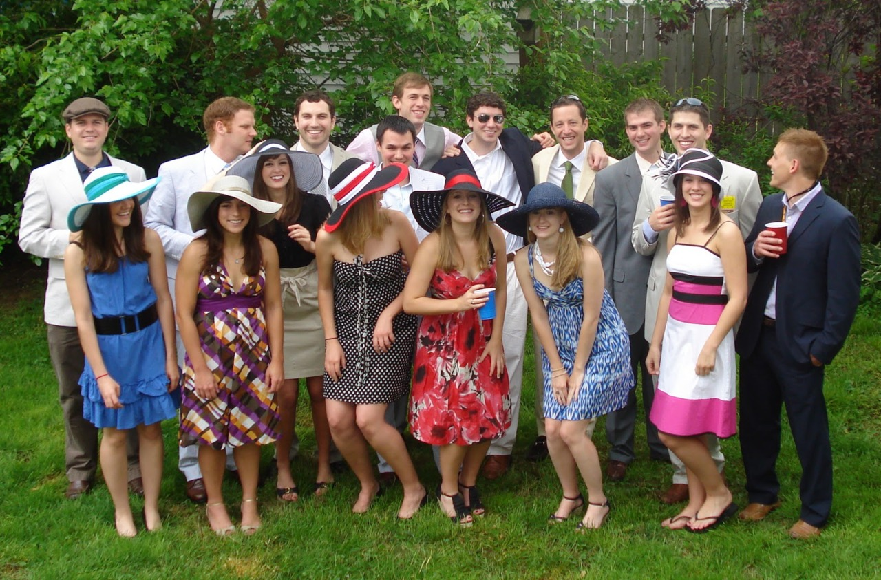 throwing the best kentucky derby bash  the official guide