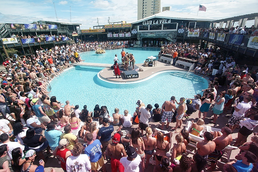 Best Spring Break Parties Panama City Beach Spring