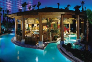 Rehab Parties at the Hard Rock Pool in Las Vegas