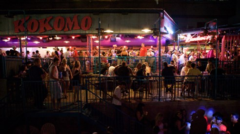 Kokomo's Lake Havasu Spring Break Nightlife