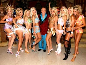 Playboy Mansion Halloween Party